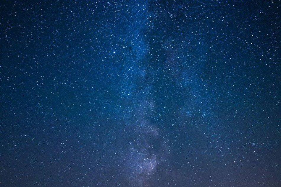 FOTO: Padajúce hviezdy na Breznom