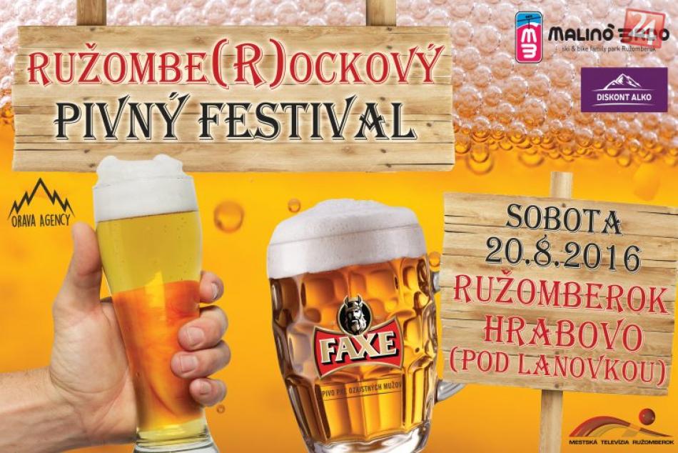 RužombeRockový pivný festival