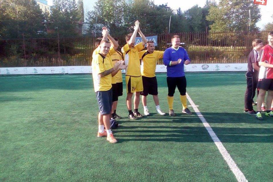 FOTO: Lokomotýv 99 vyhral turnaj v susednej Bystrici