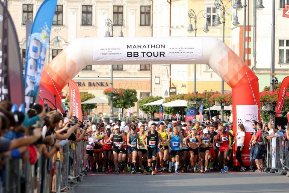 5. Banskobystrický maratón v OBRAZOCH