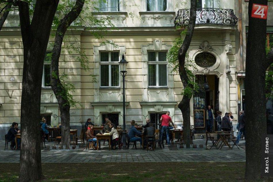 Bratislavské bary a reštaurácie