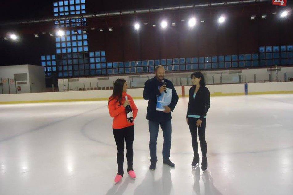 Kurzy korčuľovania v Dúbravke