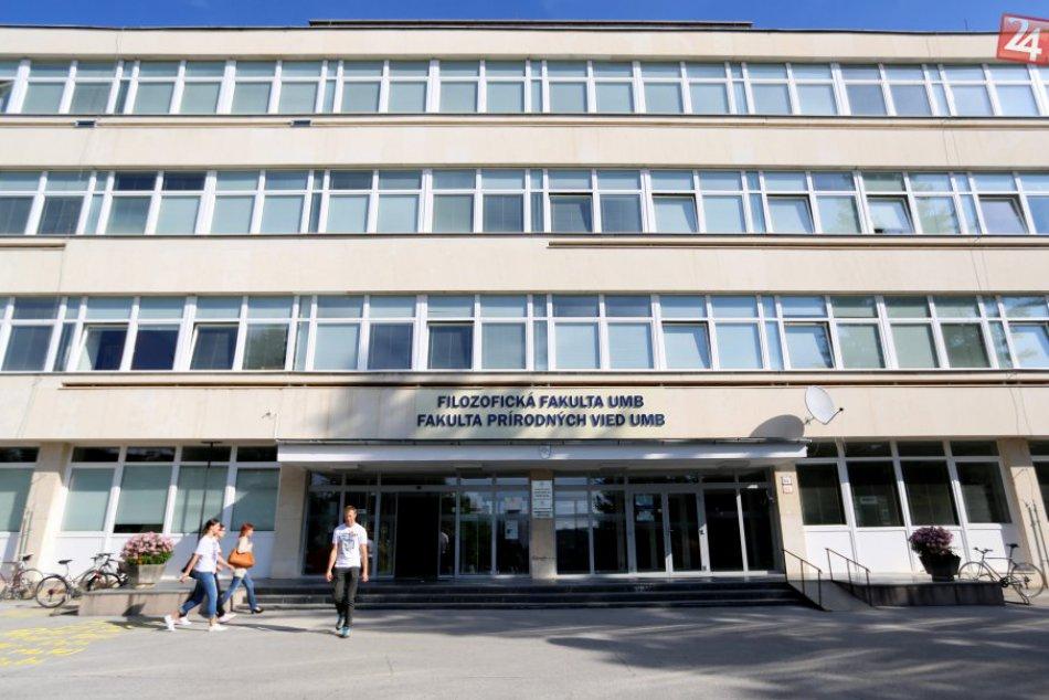 V OBRAZOCH: Na bystrickej UMB otvorili 25. akademický rok