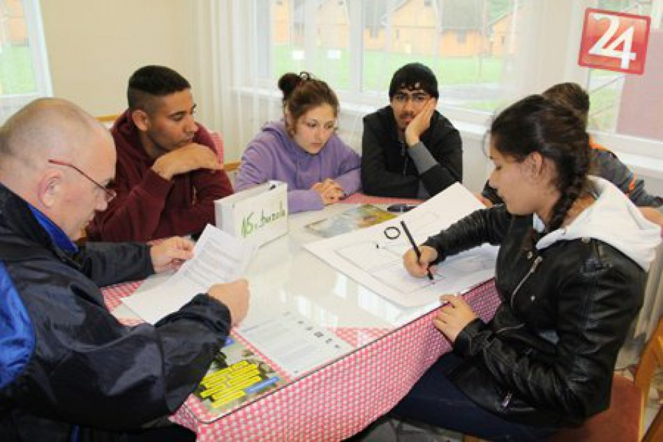 Deti z detského centra v Ružomberku sa zapojili do projektu IRISES