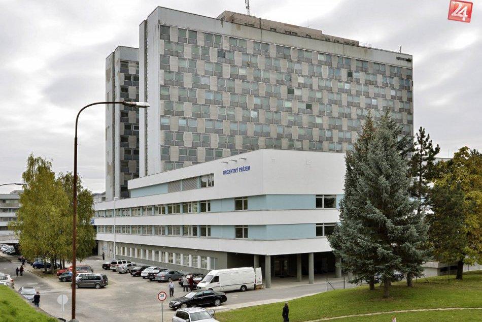 V OBRAZOCH: Bystrická Rooseveltova nemocnica