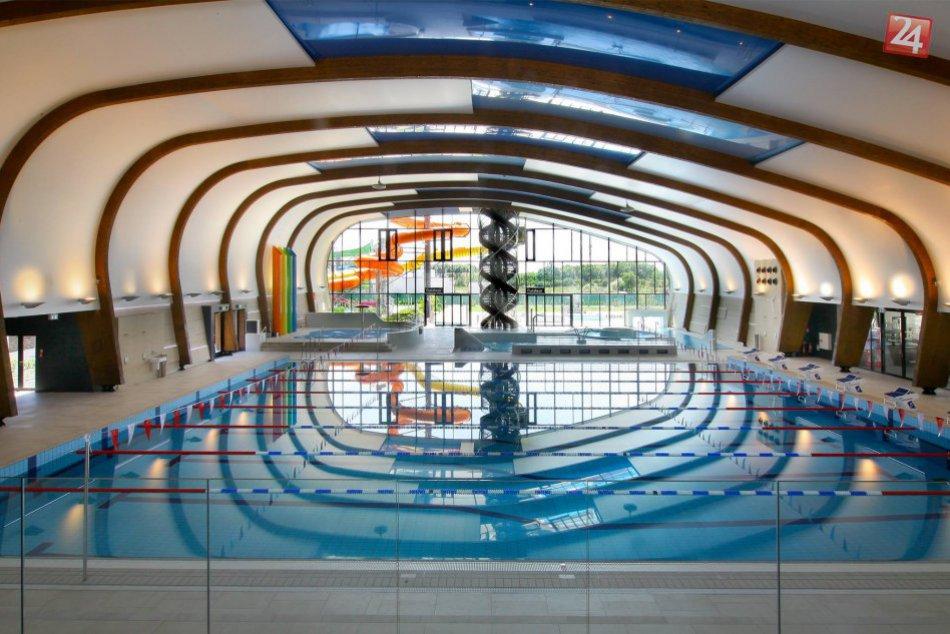 Aquaparky v okolí Bratislavy