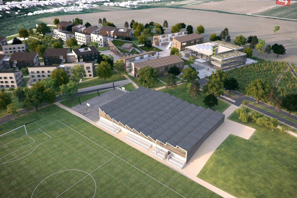 Nový stredoškolský kampus