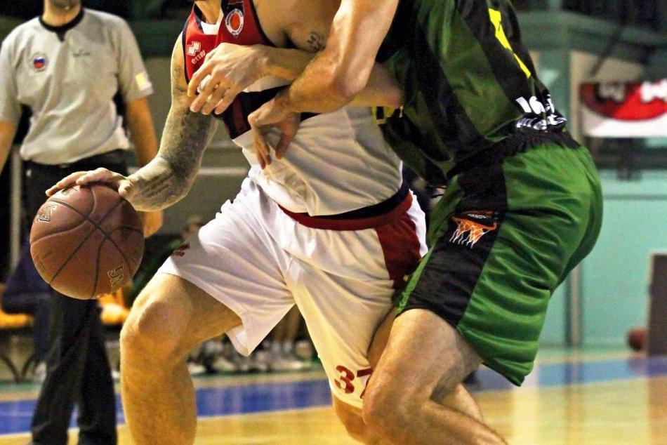 FOTO: Nitra takmer prekvapila favorita, basketbalisti prehrali o jediný bod