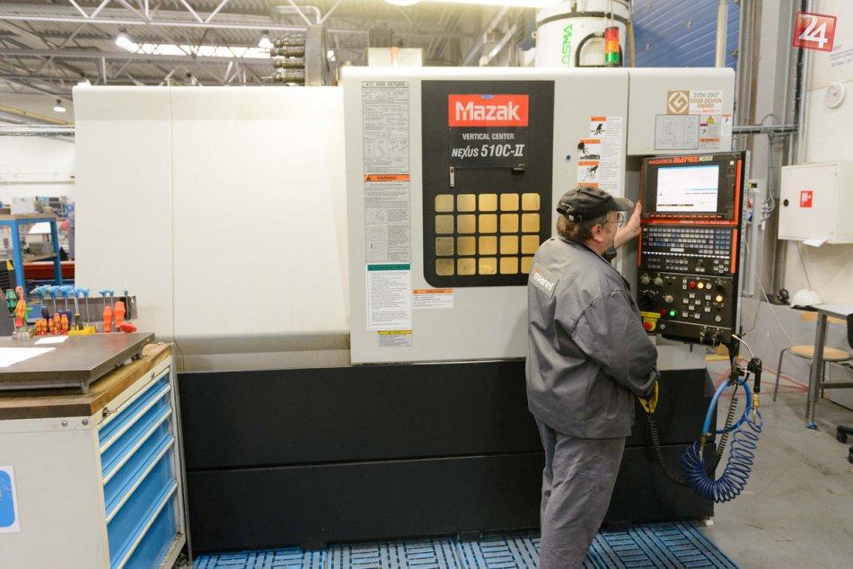 FOTO: Marel chce rozšíriť výrobný závod v Nitre, pribudnúť by mali nové pracovné