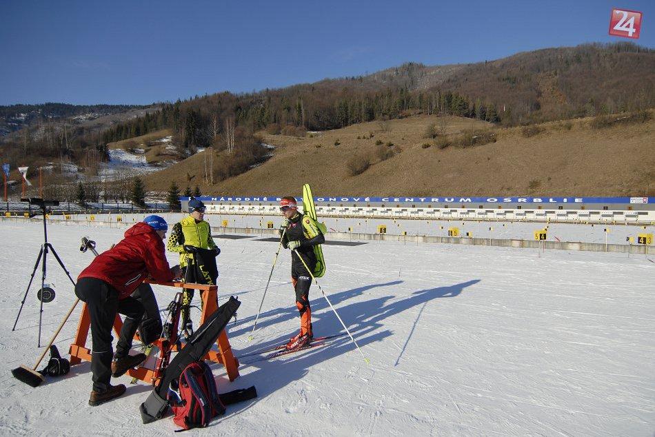 Biatlon - Osrblie