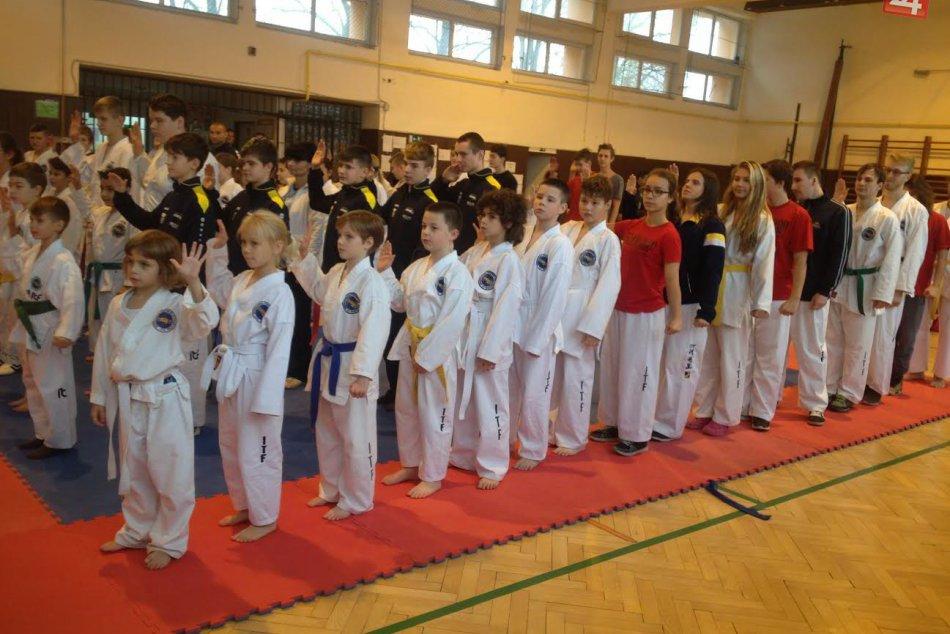 OBRAZOM:  Trnavskí  taekwondisti priniesli 26 medailí