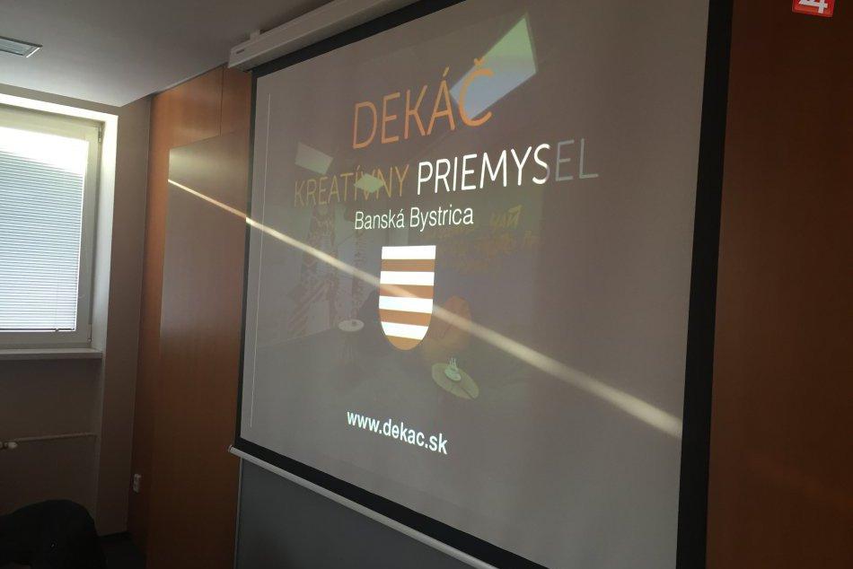 V OBRAZOCH: Pracovné rokovanie o podpore podnikania v Bystrici