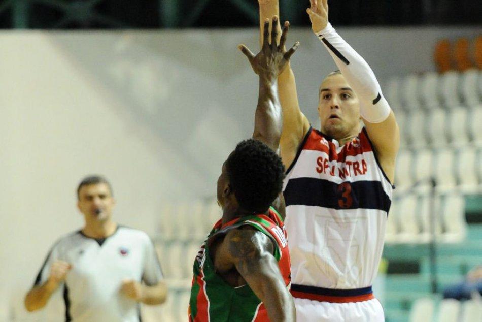FOTO: Basketbalisti nestačili na majstra z Prievidze