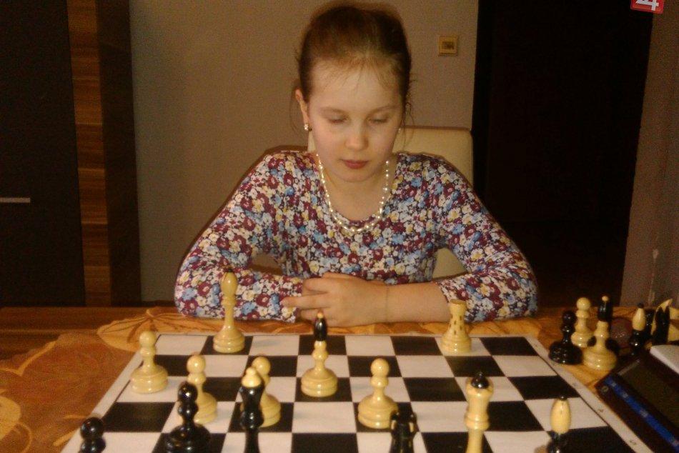 V OBRAZOCH: Majsterka EÚ v šachu Lucka Kapičáková je z Lučenca