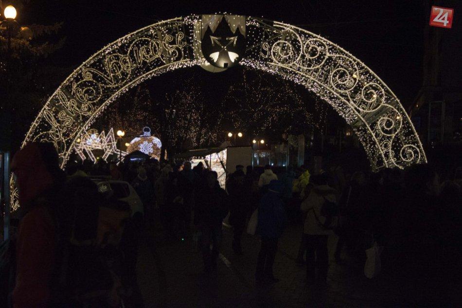 XIII. Tradičný vianočný jarmok v Poprade