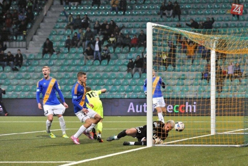 Obrazom zo zápasu MŠK Žilina - MFK Zemplín Michalovce