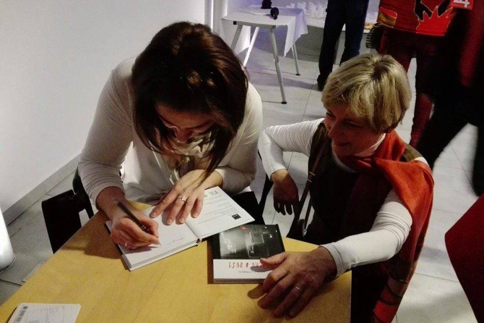 Trochu o duši - Prezentácia knihy Sylvia Galajda a Wislawa Szymborska
