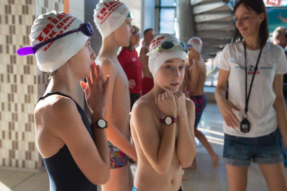 Jubilejný ročník Banskobystrickej plaveckej 24-hodinovky v OBRAZOCH