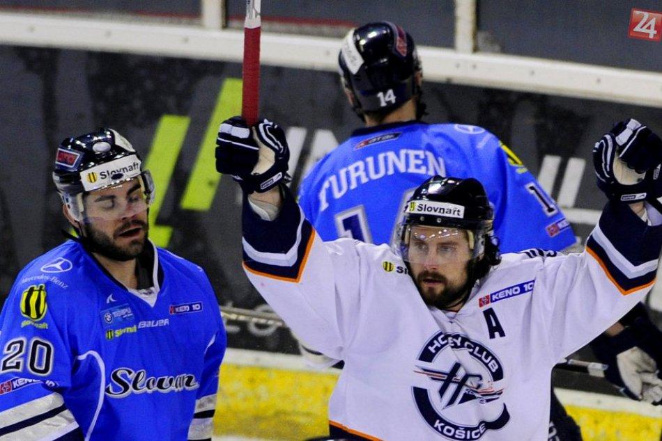 Novou posilou HC Košice sa stane Rudolf Huna