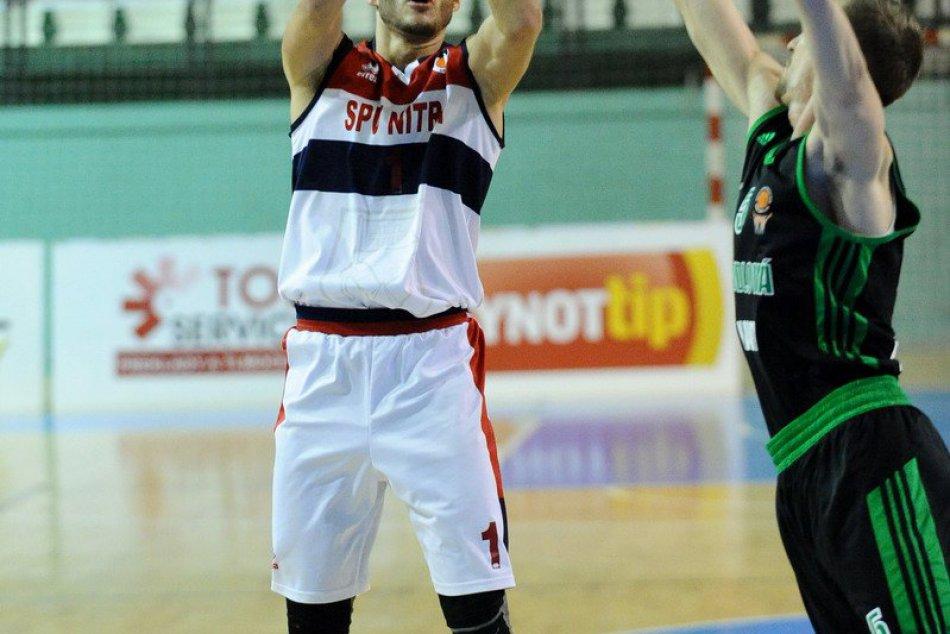 Prehra na domácej palubovke: Basketbalisti Nitry proti Handlovej neúspešne, FOTO