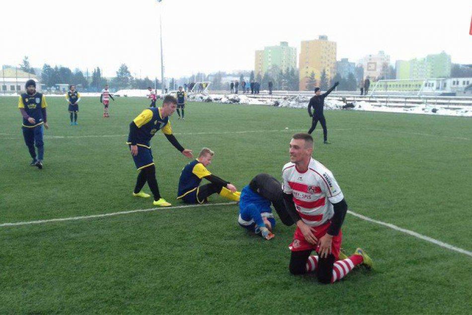 Obrazom: Muži vo svojom štvrtom prípravnom zápase porazili súpera z Harichoviec