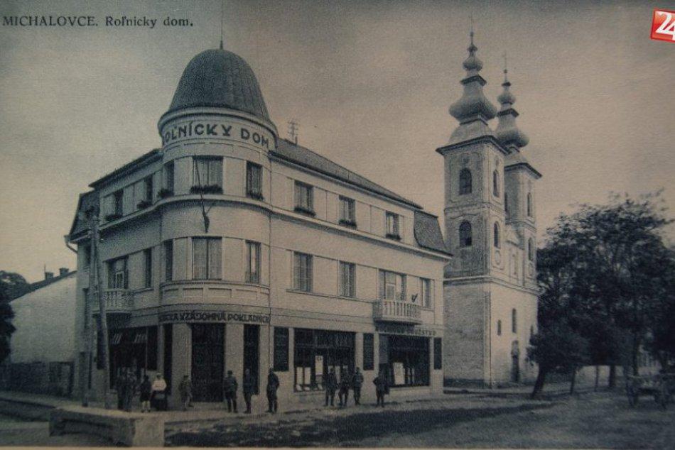 Fotoporovnania z Michaloviec: Lokality mesta kedysi a dnes, to treba vidieť