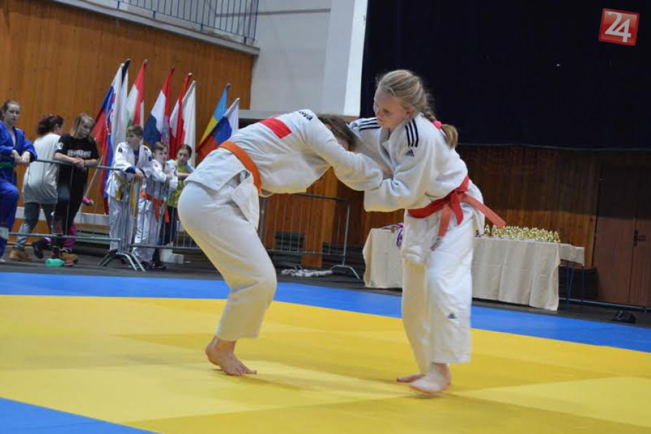 V OBRAZOCH: Judo Grand Prix Banská Bystrica