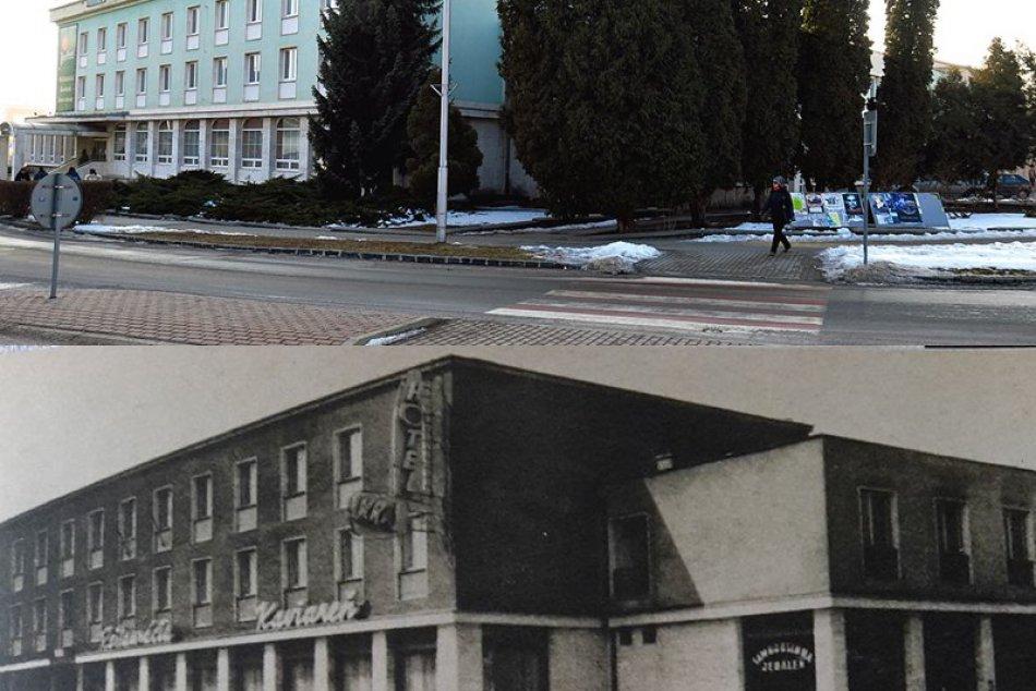 Fotoporovnania z Rožňavy: Lokality nášho mesta kedysi a dnes, to treba vidieť