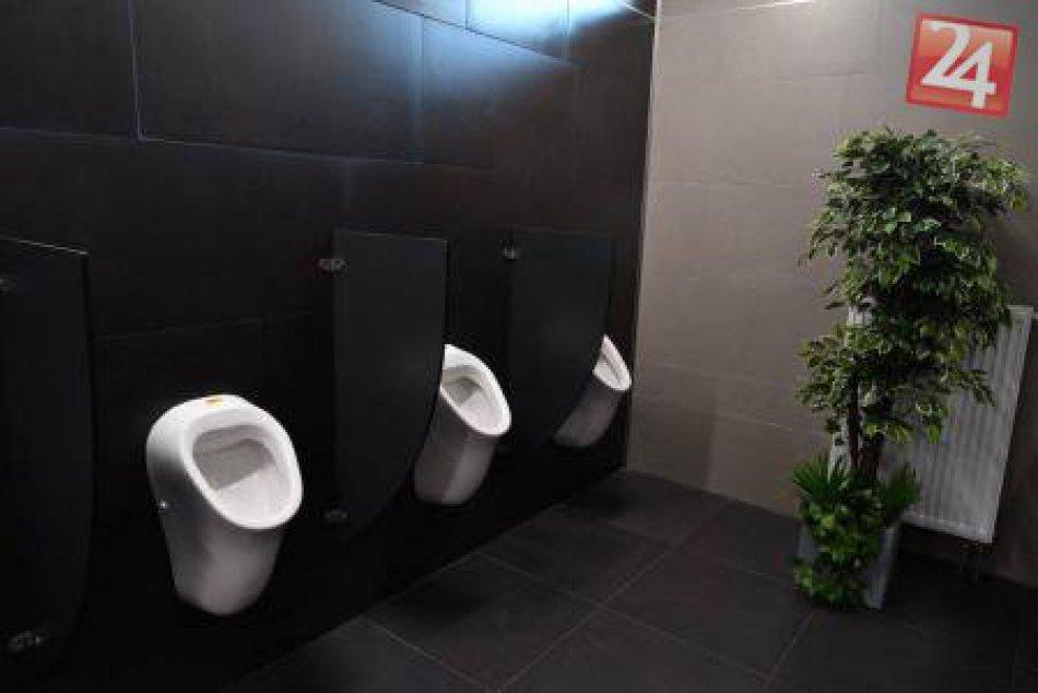 Toalety WC na MsÚ v Poprade