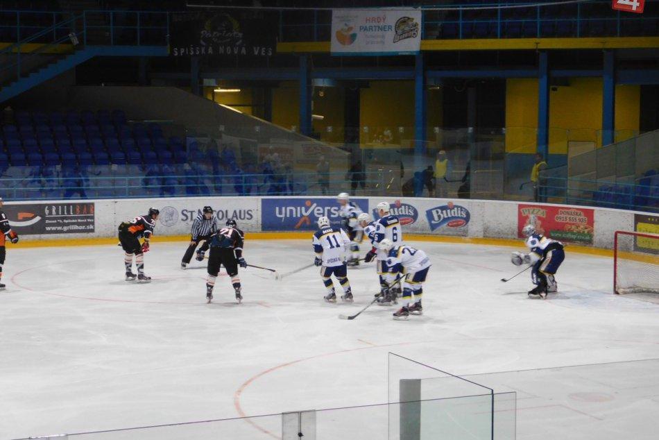 FOTO: Hokejisti Spišskej ukončili sezónu, nechýbalo ani dojemné lúčenie s Vaicom