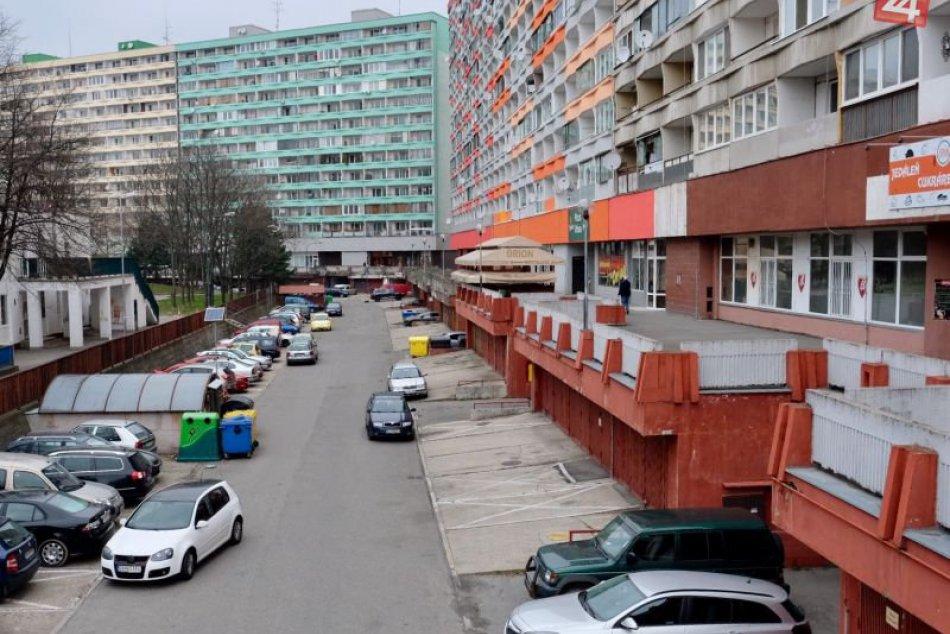 Petžalské terasy