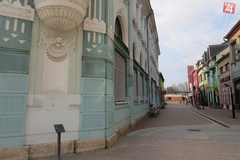 Viete o ňom? FOTO trezoru, ktorý ukrýva známa budova v centre Michaloviec