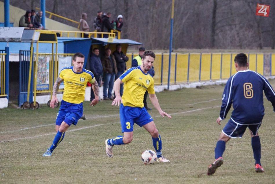 Obrazom: MFK Rožňava - FK Parchovany 10:0