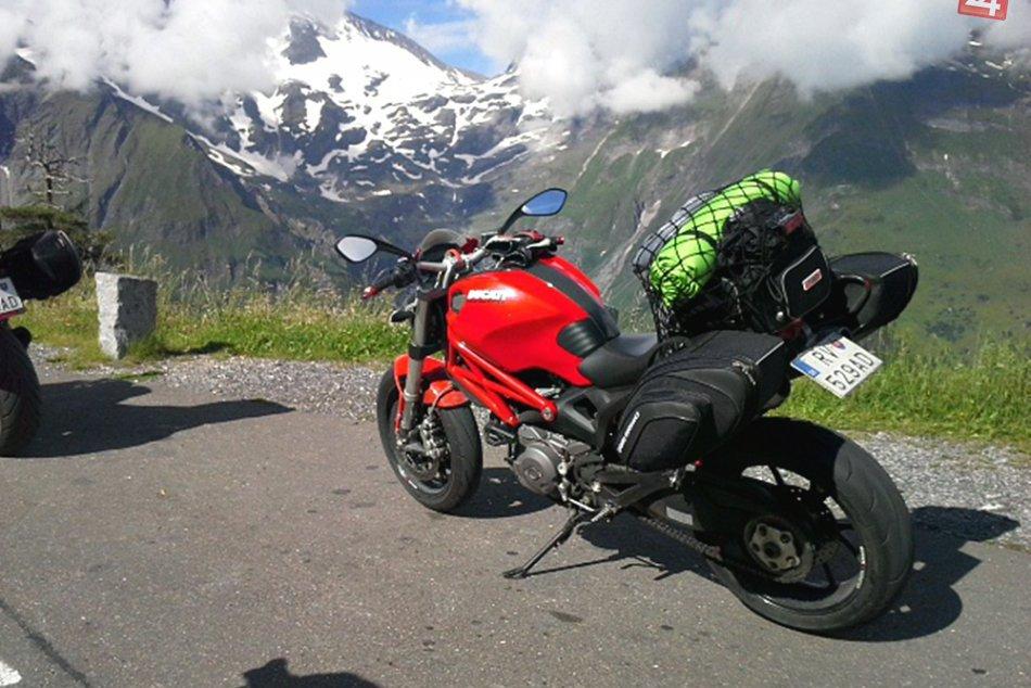 Obrazom: Motorkár Erik o svojej vášni
