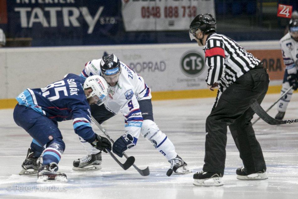 HK Poprad - HK Nitra 4. zápas