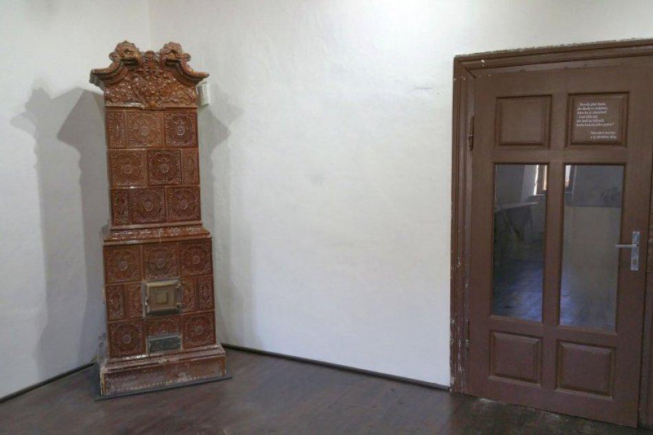 V OBRAZOCH: Múzeum Prvého slovenského gymnázia by mali otvoriť na jar