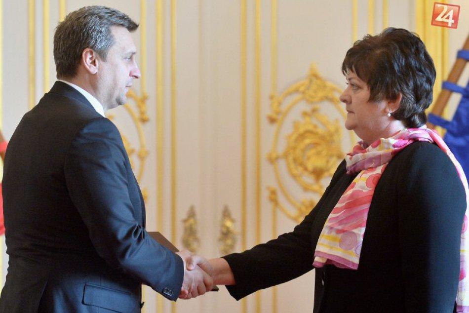 Zloženie sľubu novej ombudsmanky Márie Patakyovej