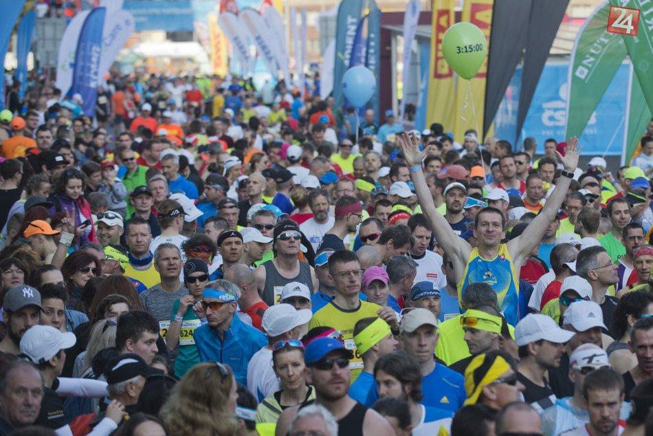 ČSOB Bratislava Marathon 2017