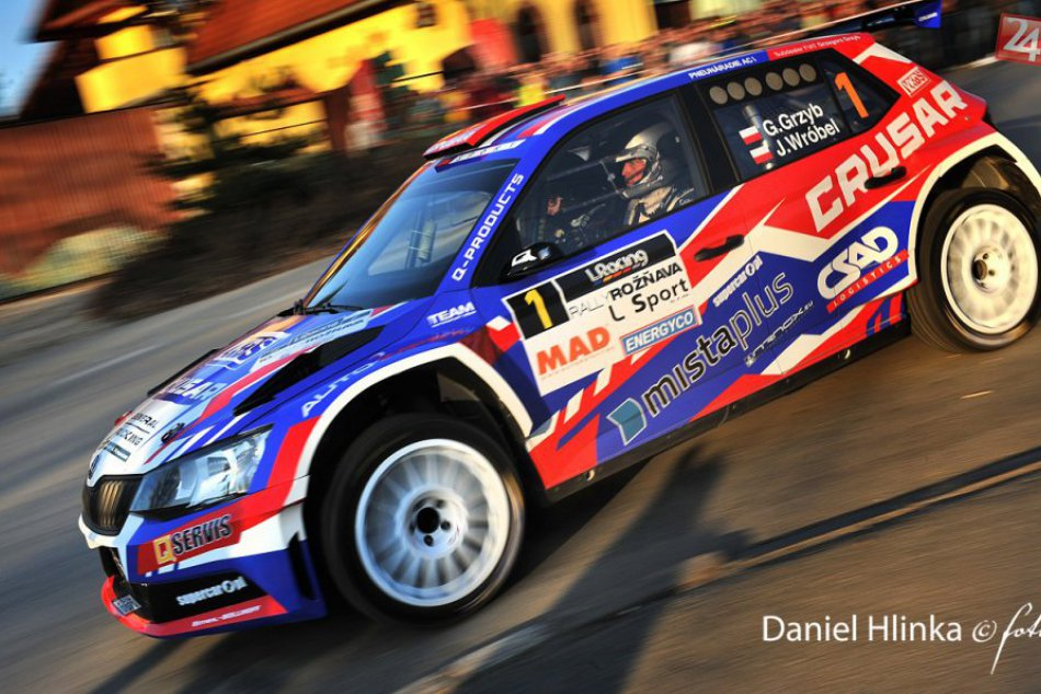 V Rožňave odštartovali majstrovstvá Slovenska v rally