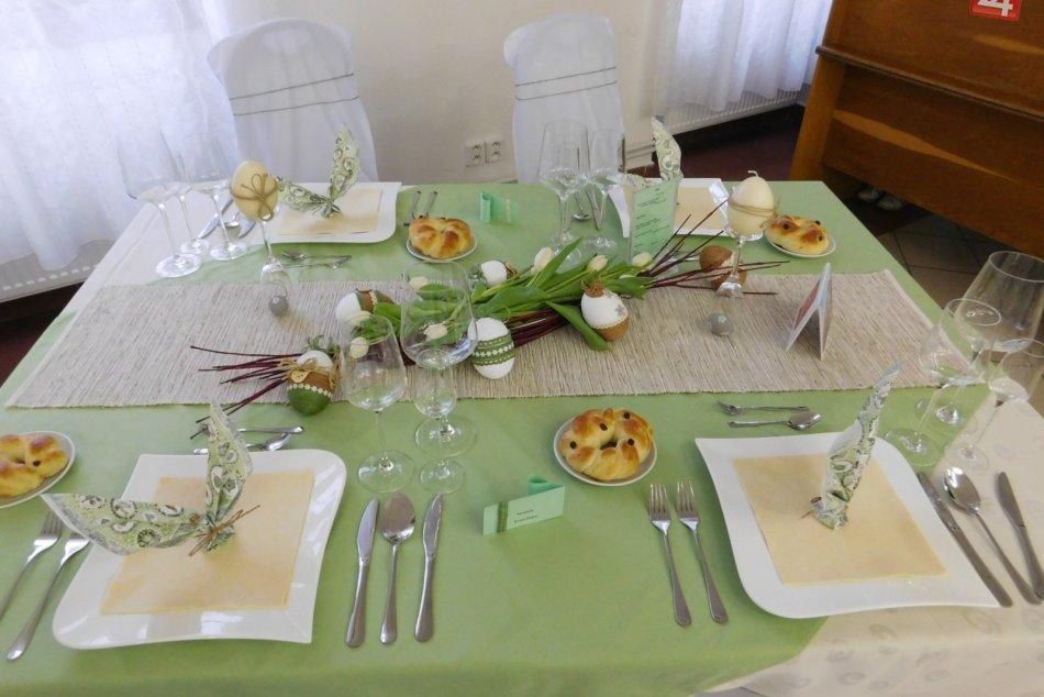 V obrazoch zo Spišskej: Takto prestreté stoly musí závidieť každá domácnosť!