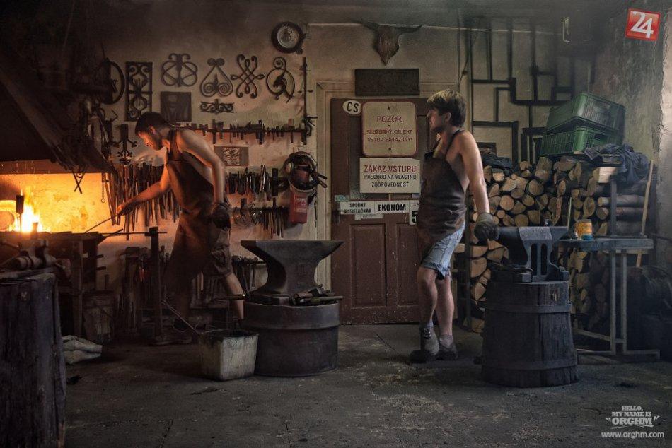 Prešovčan Michal Kačmár: Pri jeho soche koňa sa fotografuje množstvo ľudí