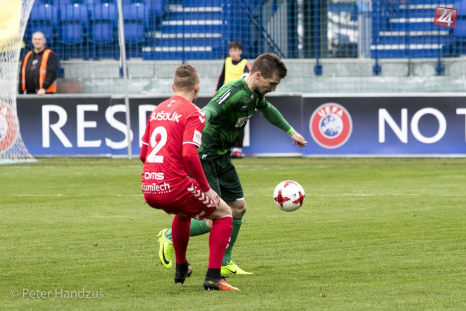 Tatran Prešov - FK Senica 1:0
