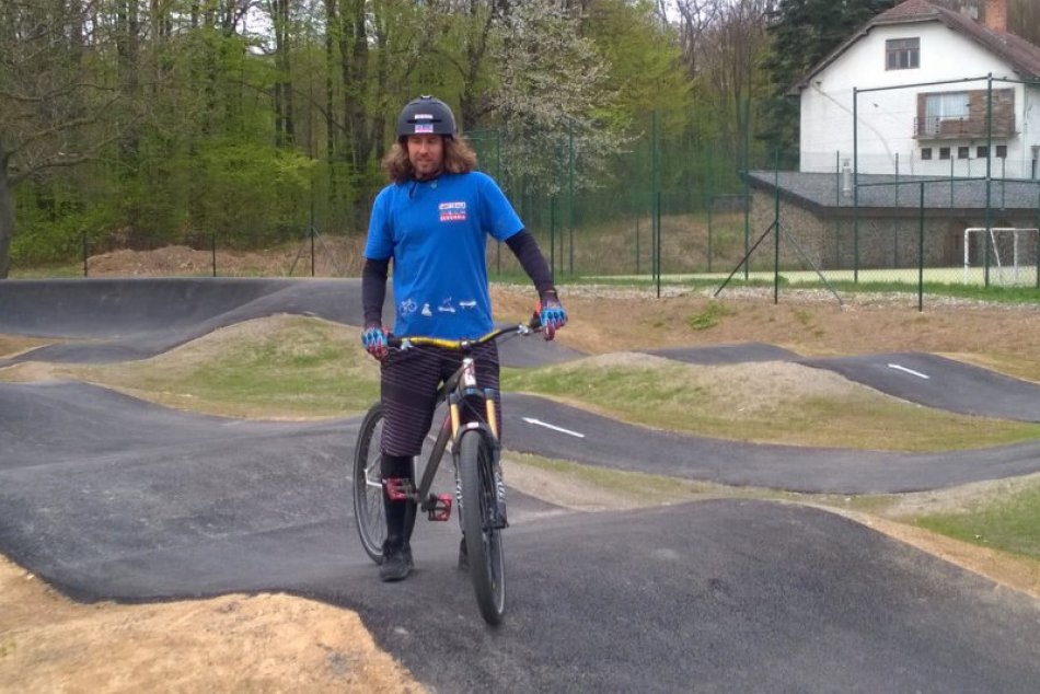 Otvorenie Bike Parku na Zochovej chate pri Modre