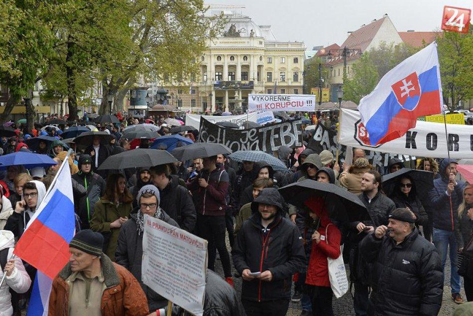 Protikorupčný pochod
