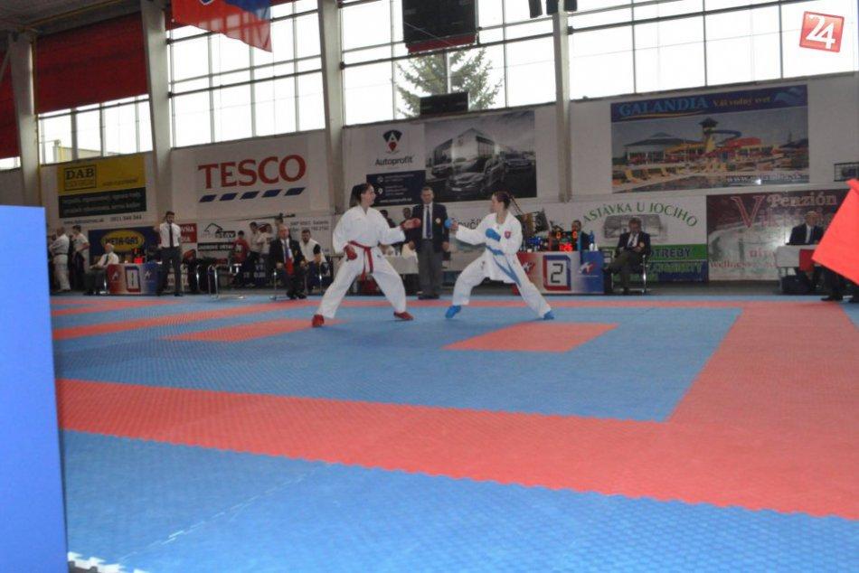 Central karate klub Poprad Bratislava 04/2017