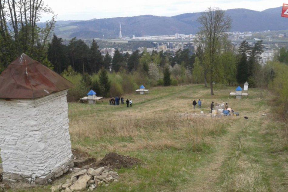Považskobystrická kalvária: Jej aktuálny a budúci stav