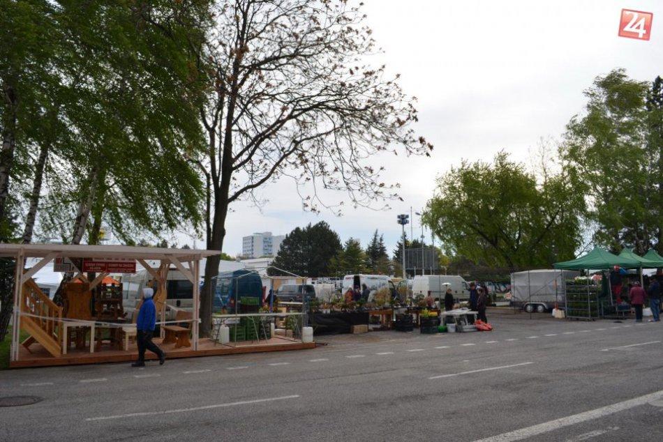 FOTO: V Nitre sa začala výstava Gardenia a Domexpo, kvôli počasiu znížili vstupn