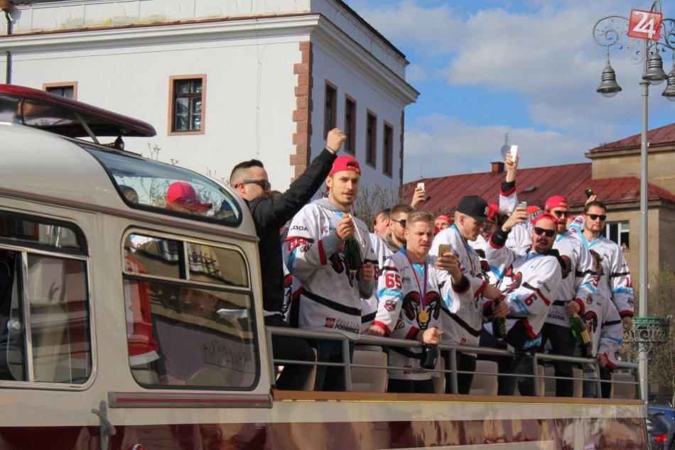 V OBRAZOCH: Na bystrickom námestí vypukli oslavy historického titulu baranov