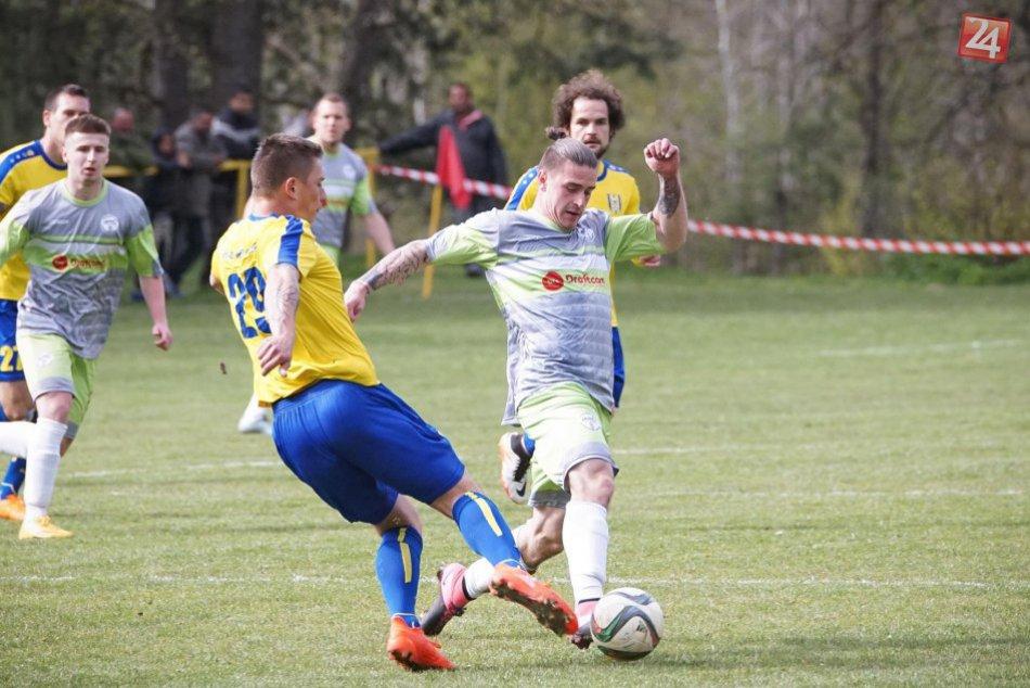 Obrazom: FK Krásnohorské Podhradie – MFK Rožňava 1:2 (1:0)