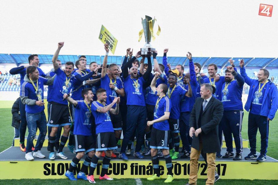 Slovnaft Cup 2017 finále